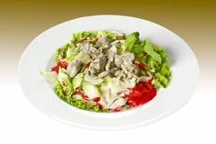 Liver dish Royalty Free Stock Image