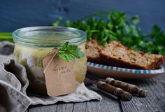 Liver pate Stock Images
