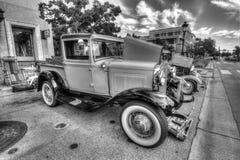 Livermore Vitage Car Show 2013 Arkivbild