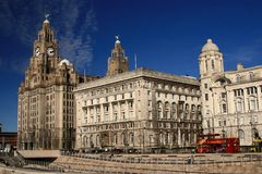 Liverpool Stock Afbeelding