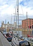 Liverpool Royalty-vrije Stock Fotografie