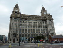 liverpool Foto de Stock Royalty Free