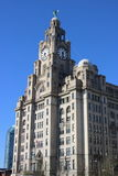 liverpool Fotografia Royalty Free