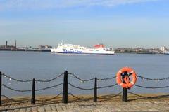 Liverpool Albert Dock Stock Afbeeldingen