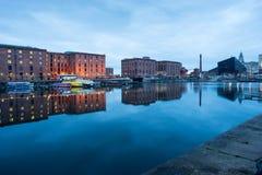 Liverpool, Albert Dock, England, UK Royalty Free Stock Photo