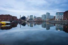 Liverpool, Albert Dock, England, UK Stock Photo