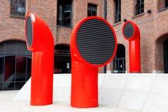 Liverpool at the Albert docks Stock Image