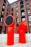 Liverpool at the Albert docks Royalty Free Stock Image