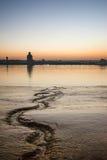 Liverpool Albert Docks Arkivfoto