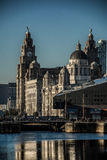 Liverpool Albert Docks Royalty Free Stock Images