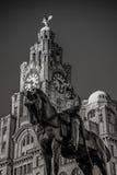 Liverpool, Angleterre le R-U Image stock