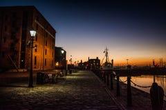 Liverpool, Angleterre le R-U Photo stock