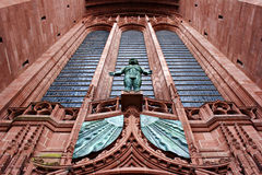 Liverpool Anglican Cathedral Royalty Free Stock Photography