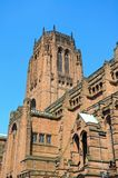 Liverpool Anglican Cathedral. Royalty Free Stock Photos