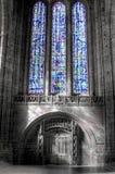 Liverpool anglicandomkyrka Fotografering för Bildbyråer