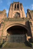 Liverpool-Anglikaner-Kathedrale Lizenzfreie Stockbilder