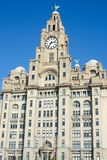 Liverpool Architecture Royalty Free Stock Photos