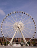 Liverpool Big Wheel Stock Photos