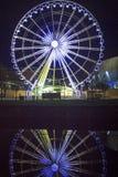 Liverpool big wheel Stock Photography