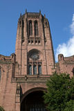 Liverpool cathedral. Royalty Free Stock Photo