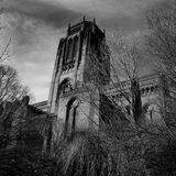 Liverpool cathedral. Architecture stone landmark Stock Images
