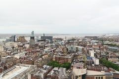 Liverpool city center Stock Photos
