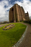 Liverpool - city in Merseyside county of North West England (UK). Liverpool Cathedral. 09/03/2013 editorial. stock photos