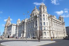Liverpool Royalty Free Stock Photos