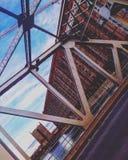 Liverpool doki Obrazy Stock