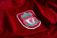 Liverpool emblem. Stock Images