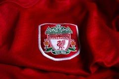 Liverpool emblem. Stock Photos