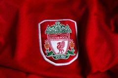 Liverpool emblem. Royalty Free Stock Photo