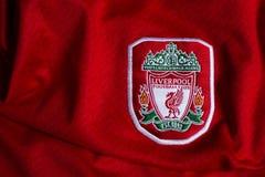 Liverpool emblem. Stock Photography