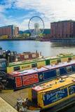 Liverpool, Engeland Stock Foto