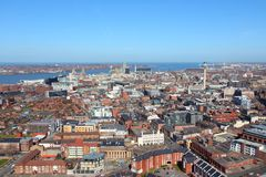 Liverpool, England Stock Photography