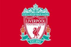 Liverpool F C vektor illustrationer