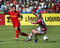 Liverpool FC Lizenzfreies Stockbild