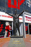 Liverpool Football Club stadium. Royalty Free Stock Photos