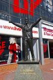 Liverpool futbolu klubu stadium. Zdjęcia Royalty Free