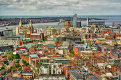 Liverpool HDR Stock Images