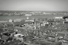 Liverpool, het UK royalty-vrije stock afbeelding