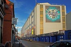 LIVERPOOL HET UK 8TH JANUARI 2016 Het Stadion van het Goodisonpark, huis van Ev Royalty-vrije Stock Afbeeldingen