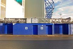 LIVERPOOL HET UK 8TH JANUARI 2016 Het Stadion van het Goodisonpark, huis van Ev Royalty-vrije Stock Foto's