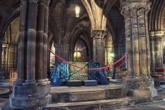Liverpool katedra Obraz Royalty Free
