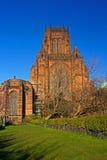 Liverpool katedra budująca na St James górze w Liverpool Zdjęcie Stock