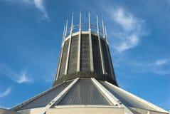 Liverpool-Kathedrale Lizenzfreies Stockfoto