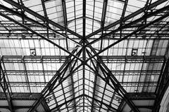 liverpool london stationsgata Royaltyfria Foton