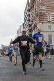 Liverpool-Marathon 2017 Lizenzfreies Stockbild
