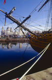 Liverpool Maritime scene Stock Photography