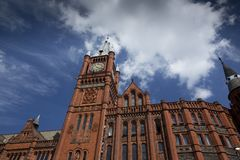 Liverpool, Merseyside, UK - 24th June 2014, Victoria Gallery & Museum - Victoria Building, University of Liverpool stock photos